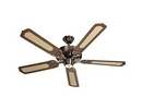 Ventilateur Colonial marron ⌀1300mm