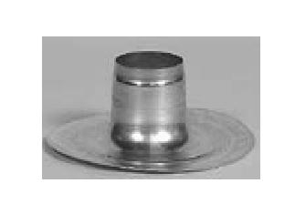 Plaque coller galva diam 110 for Plaque inox a coller