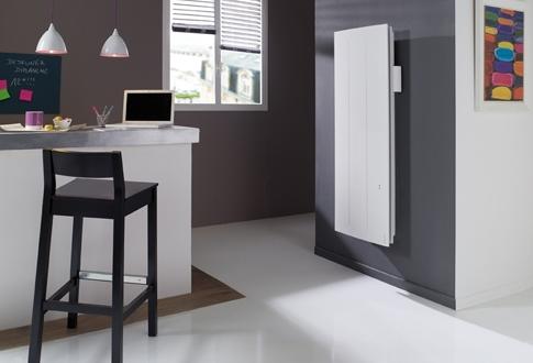 radiateur oniris vertical 1000w. Black Bedroom Furniture Sets. Home Design Ideas