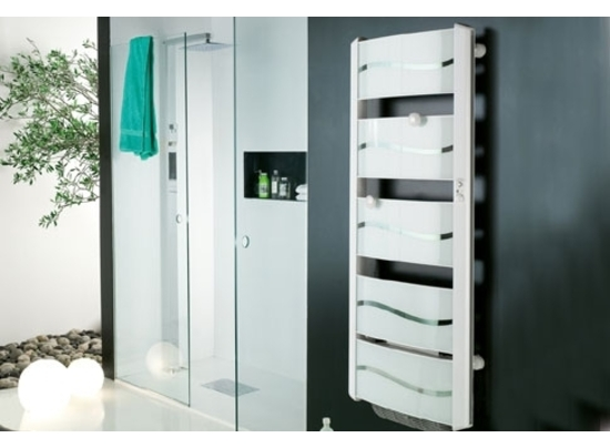 radiateur s che serviette organza 600 1000w. Black Bedroom Furniture Sets. Home Design Ideas