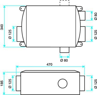 Kit vmc simple flux hygror glable bahia compact - Vmc simple flux hygroreglable bahia ...