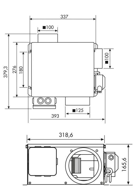 vmc simple flux autor glable microgem sp cial vide sanitaire. Black Bedroom Furniture Sets. Home Design Ideas