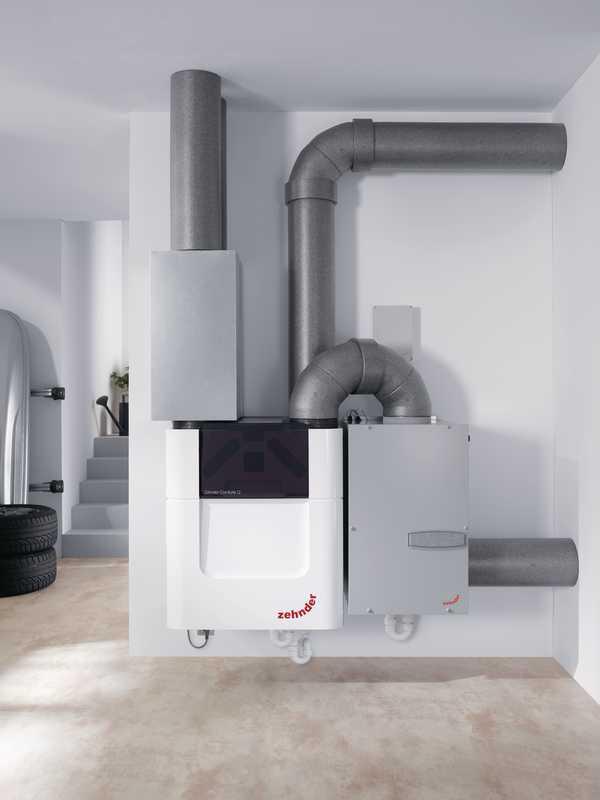 puits canadien zehnder comfofond l q left pour vmc double flux comfoair q. Black Bedroom Furniture Sets. Home Design Ideas